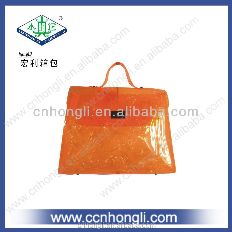 New Arrival fashional clear pvc beach bag for ladies/pvc waterproof bag