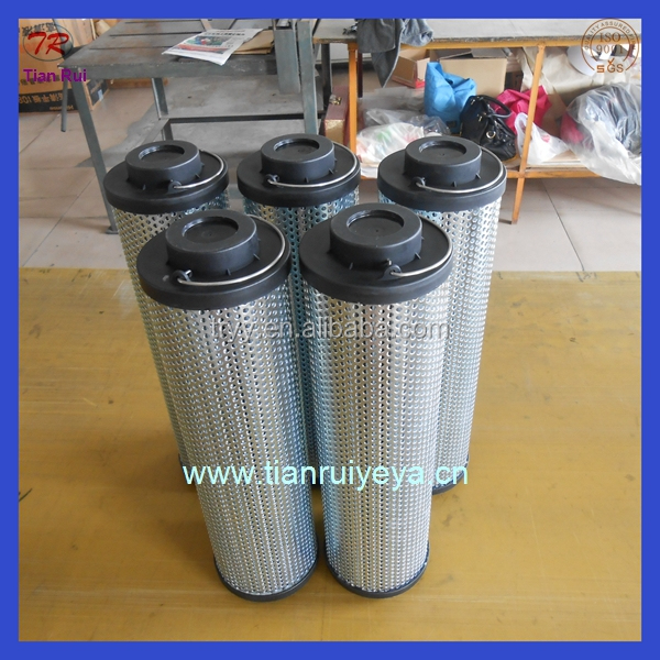 Industrial machinery used Stauff hydraulic oil filter element