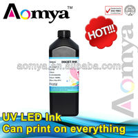 Fast dry water proof UV offset printing ink for LED printer