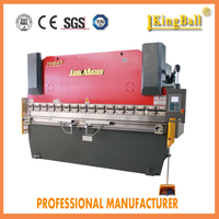 Export to Puerto Rico,China manufacture,CE certificate,WC67Y(K) CNC Hydraulic Plate Press Brake/Bending machine