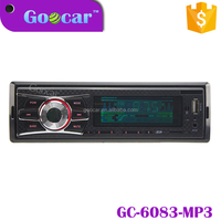 Goocar 6083 Car MP3 Player one DIN FM Transmitter with USB/SD/MMC/Slot Port