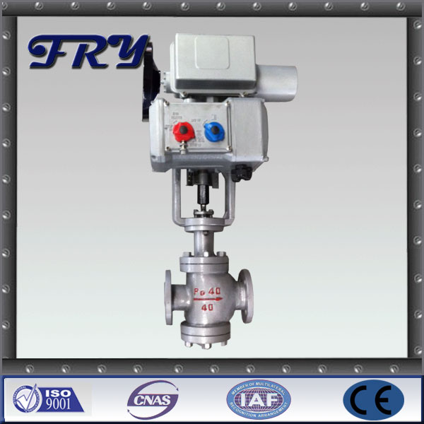 SMA Z64F1210T linear turn electric actuator remote control water valve