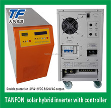 1KW 2KW 3KW 6KW 8KW Solar Off Grid Inverter,5000W Solar Inverter Mppt Controller And AC Charger