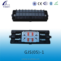FOSC ABS 2 In 2 Out 96 Core in-line Fiber Optic Cable Splice Closure