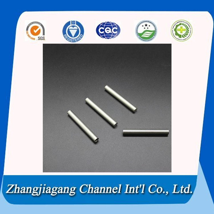 different types thermowell in stainless steel capillary tube