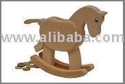 Horse Money Box Wooden Toys