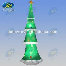 2012 low price inflatable christmas tree