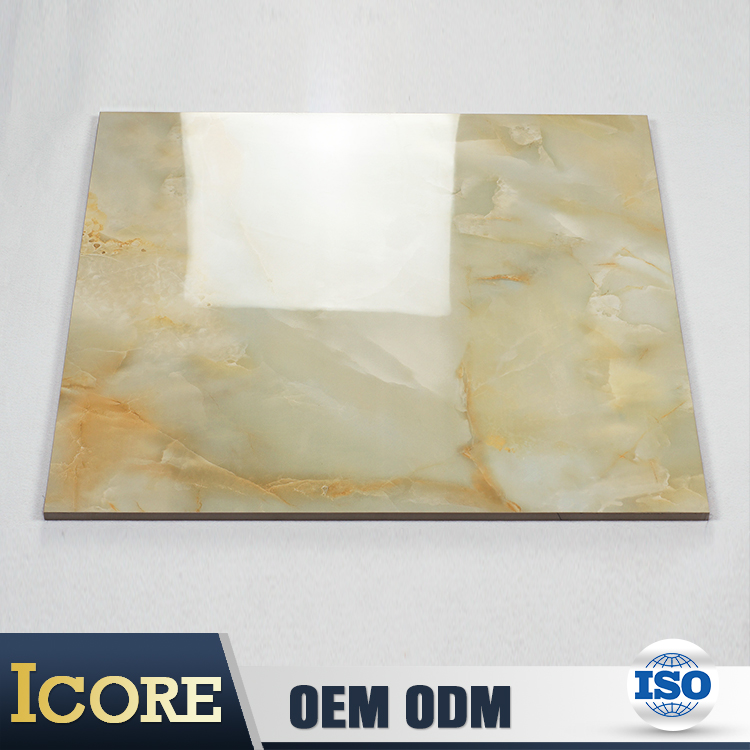 The Most Popular Fully Vitrified Bathroom Italian Marble Stone Flooring Tile
