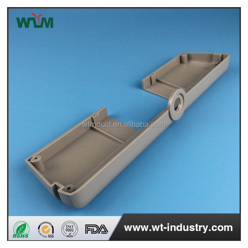 High quality Led light components Injection Foam Mold