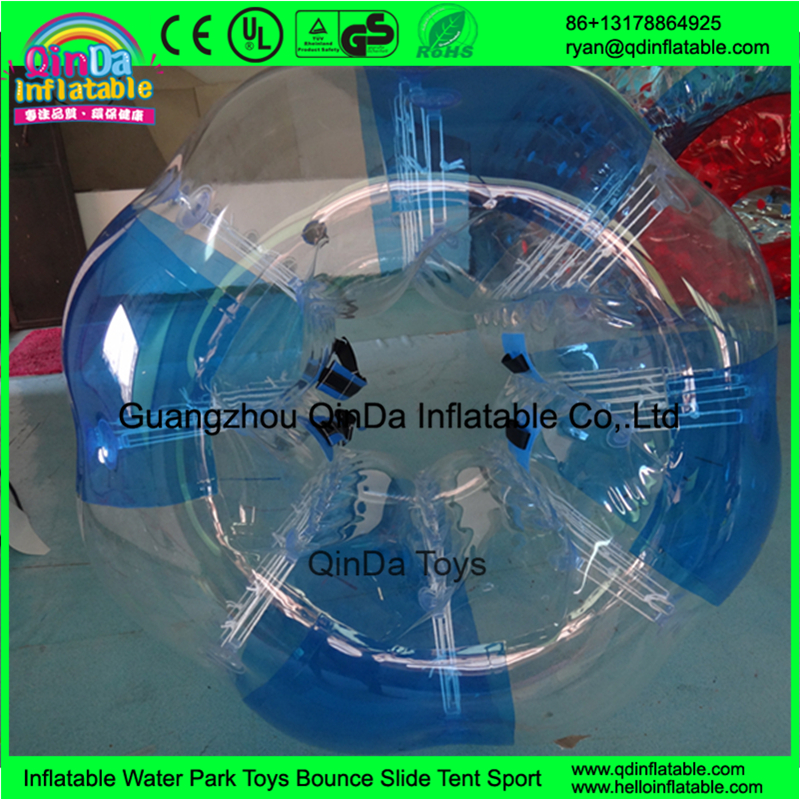 High Quality Bumper Ball Football Bubble Soccer Manufacturers Knockerball Price Inflatable Bubble Suit