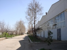 Tajikistan Industrial complex and land