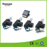 Car central locking system, power door lock actuator