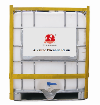Alkaline phenolic resin