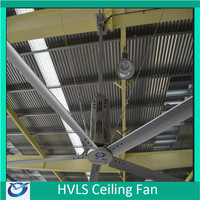 20ft high quality ceiling fan for general machine parts of boiler