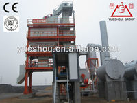 Asphalt/bitumen batching plant LB1500 with output 90~120 t/h