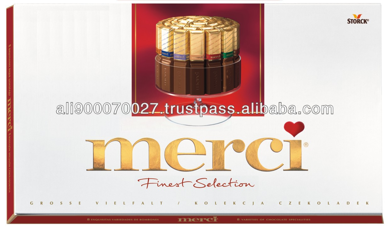 Merci 400g - Buy Merci Chocolate,Storck,Merci 400g Product on ...