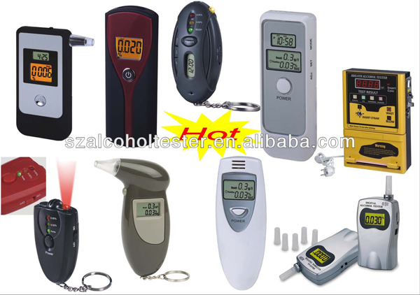 new products alcohol breathalysers test testing machine