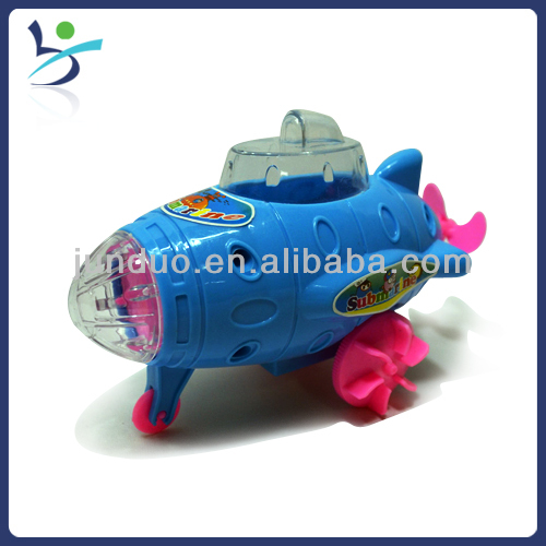 p/l flash pigboat candy toy