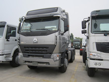 Good Quality Sinotruk HOWO A7 6*4 Tractor Truck with low price in Ethiopia