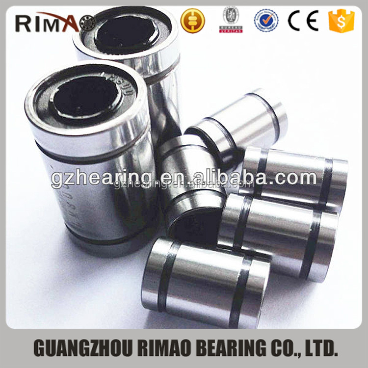 3d printer machine bearing lm8uu plastic linear bearing lm6uu lm8uu for submariner watch
