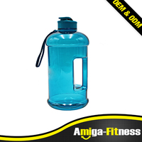 New Product China Plastic 2.2L PETG Water Bottle, BPA Free Sport Gym Bottle With Handle