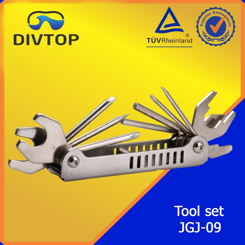 304 Stainless steel tool set