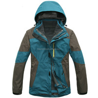 Waterproof 3 in 1 mens designer winter coats