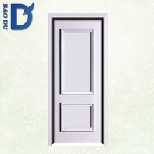 china supplier FINGER JOINTED FIR FILLING INSIDE safety wooden door design single swing wooden interior door