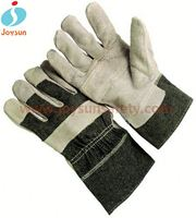 Hot sales hand protection leather gloves motorcycle
