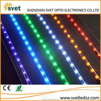 Rainbow color, DC 12v, IP65 led strip light 5050 at favorable price