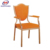 Comfortable Fabric Cushion School Student Chair With Arms XYM-G33