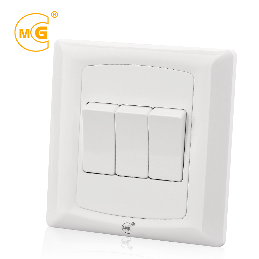 Wholesale 3 Way Switch 220v Online Buy Best From For 2 British Electric Strong3 Strong Gang