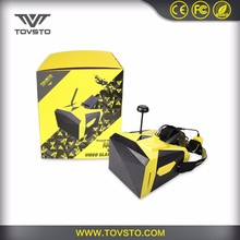 TOVSTO 5.8G 40CH Raceband 1280*800P 32 Channel Eyewear Video Receiver FPV Glasses