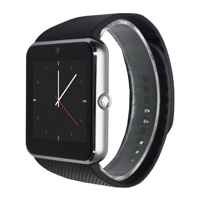 Bluetooth SmartWatch Clock GSM BT Music Passometer  Sync Message for Samsung S5 S4 S3 Note 3 Sony Lenovo Smartphone Android Wear