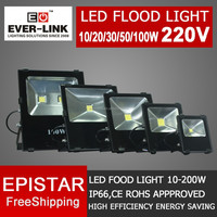 LED flood light bar stage lights with 2 years warranty