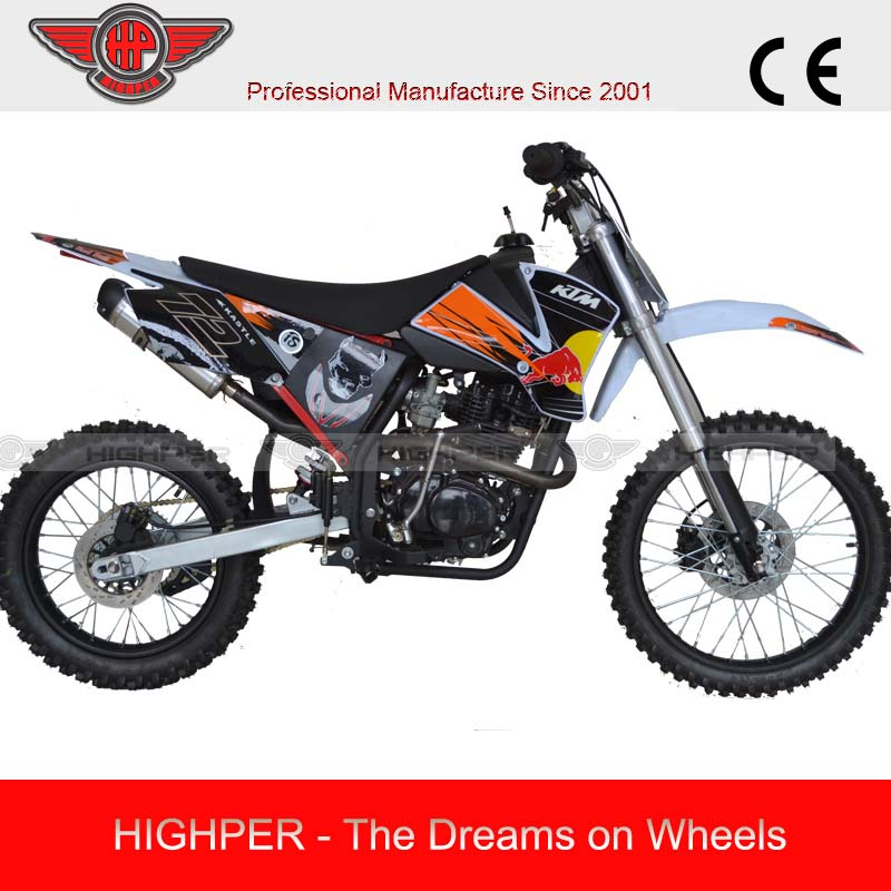 Adults Gas Dirt Bikes For Sale Cheap (DB609)