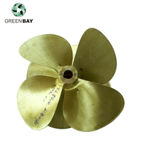 High-Speed Ducted Cruise Cargo Fishing Vessel Propeller