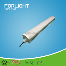 IP65 UL DLC SAA CE LED Tri-proof Rechangeable Lamp Industrial LED Light