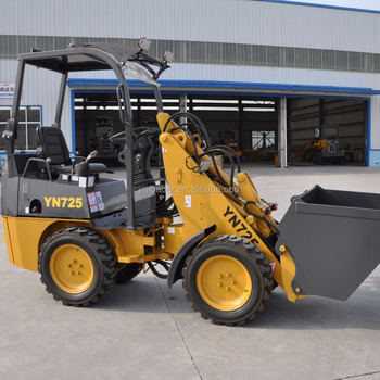 YN725 Farm Mini Loader for European Market