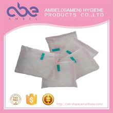 Day and night use organic Maxi super type breathable feature cotton sanitary napkin