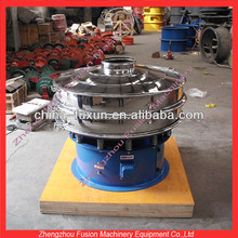 circular sieving machine for pepper powder/vibrating screen machine