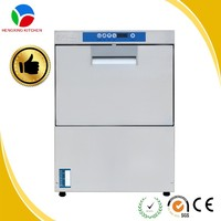 40 Baskets per hour Free Standing Dish washing machine, Mini dishwasher, Plate washing machine