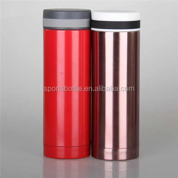FDA LFGB SGS CE/EU Approved Shenzhen Mlife Manufactured Ice Cold Water Flasks with Private Label Logo Design Customization