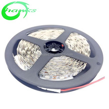 5M 3528 60LEDs/m Flexible LED Strip Light DC12V hongli leds