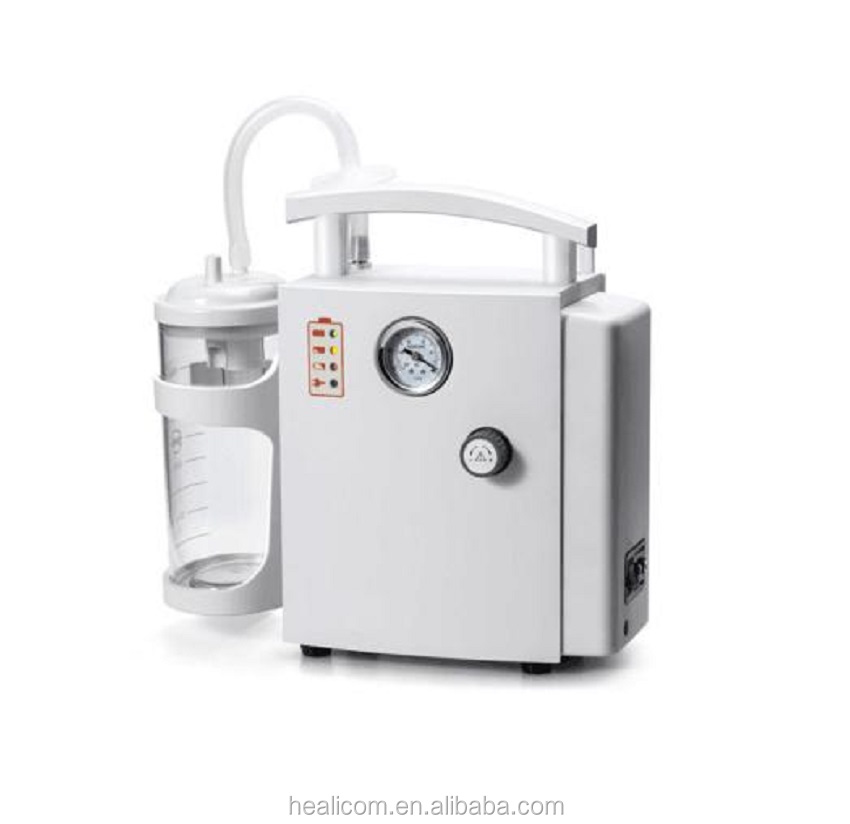 JX820D-2 AC/DC Emergency Aspirator Medical Electrical Suction Machine Price