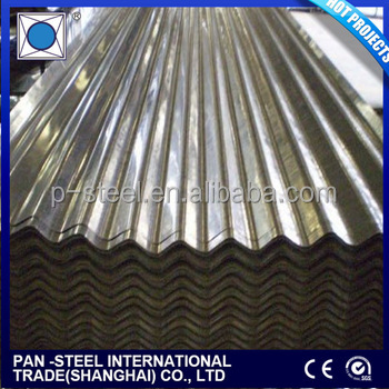 PPGI/PPGL metal roofing sheet/iron steel tile/Zinc coated in China