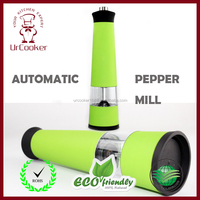 Top Quality Stainless Steel Pepper Mill and Salt Mill/Salt and Pepper Grinder Set