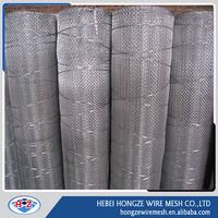 galvanized square wire mesh 4x4/chicken wire mesh/crimped wire mesh/concrete wire mesh Exporter