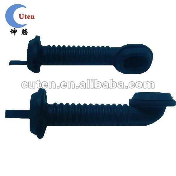 Custom Silicone Rubber Handle Sleeves