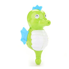 ICTI certificated custom made kids bath toy clockwork wind up plastic toy fish